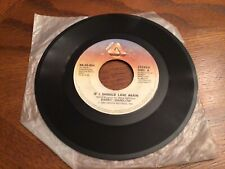 Barry Manilow: If I Should Love Again/Let's Hang On (45 Vinyl) Philippine Import