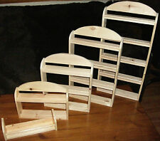 Wooden Spice Rack - Hand Made