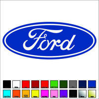 Ford Decal / Sticker - Choose Size & Color - Truck, Car