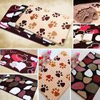 2 Sizes Non-Slip Memory Foam Carpet Floor Door Mat Bedroom Kitchen Bath Rug LN