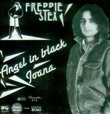 "7"" Freddie Stex/Angel In Black (Austria)"