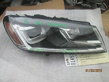 VOLKSWAGEN TOUAREG RIGHT XENON HEADLIGHT LAMP OEM USED STOCK 2015-2016 01453