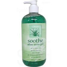 Clean - Easy Soothe Aloe Vera Gel 16 oz