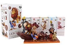 SET 8 pcs WCF Story 07  El Rey León figura juguetes Simba Nala Mufasa Sarabi
