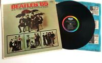 The Beatles' 65 vinyl LP Capitol Rainbow T-2228 Mono VG /VG Blue Inner Sleeve
