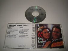 AL BANO & ROMINA POWER/SHARAZAN(BMG ARIOLA/74321 18709 2)CD ALBUM