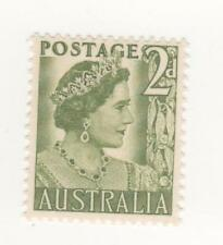 Royalty Australian Pre-Decimal Stamp Individuals