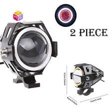 30W Motorcycle CREE U7 LED Driving Headlight Fog Lamp Spot Light For BMW R1200R