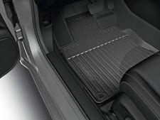 2019 Honda Insight Black High Wall All Season Floor Mats - OEM! 08P17-TXM-100