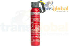 Car & Caravan Multi-Purpose Compact Class B&C Dry Powder Fire Extinguisher 600g