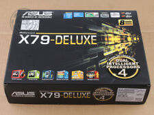 NEW Original ASUS X79-DELUXE, LGA 2011, Intel Motherboard X79 SATA 6Gb/s USB3.0