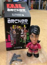 Archer Collection Mini Vinyl Figure (1 X Blind Box) From Titans