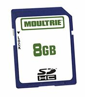 Moultrie 8GB SD Memory Card