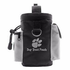 Pet Dog Puppy Obedience Agility Bait Training Treat Bag Food Snack Pouch