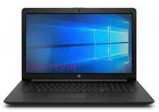 "HP 17-by0006ng 17.3"" (43,9cm)Intel N4000 bis 2,6GHz 8GB RAM 256GB SSD Win10 Pro"