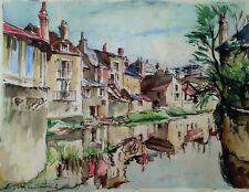 ERIC MENETRIER (1958) né à à Boulogne B. LA LOIRE A NEVERS Fondation Maeght