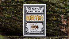 BRAND NEW CARDS - Honeybee V2 Playing Cards (Black)
