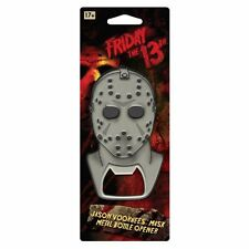 Friday the 13th Jason Mask Metal Bottle Opener Jason Voorhees