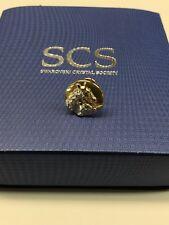 Swarovski  2018 SCS EVENT GIRAFFE TACK PIN 5387950