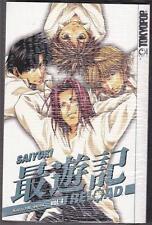 Saiyuki Reload Vol 4: MANGA: TOKYOPOP