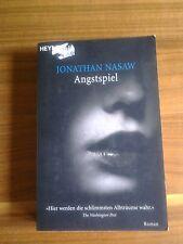 Jonathan Nasaw, Angstspiel,  rar