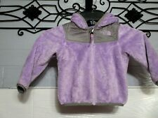The North Face Jacket Baby Girl 2T Lavender Long Sleeve Hooded