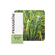 Pranarom - Huile Essentielle Citronnelle de Java  Bio - 10 ml