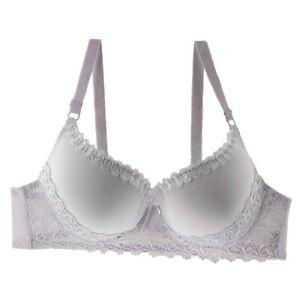 Women Bras Underwear Classic Light Padded Brassiere Push Up Lingerie AA ABCD DD