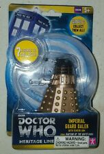 Doctor Who Figure 3.75 Inch Black Dome Dalek Imperial Guard Chase Variant Wave 2