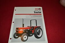 Case International 885 Tractor Dealer Brochure AD-60037A LCOH