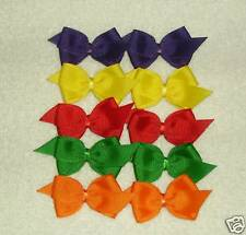"""""""10 INFANT/BABY BOUTIQUE HAIRBOWS"""""""