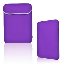 "PURPLE Sleeve Bag Cover Case for All Macbook Pro 15"" A1286 and A1398"