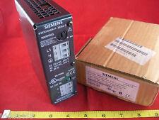 Siemens 4FD5183-0AA00-1A Power Pack Input 115 230v ac Output 24v dc 3a New