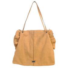 NEW Faux Leather Tan Shopper / Tote Handbag REVIEW label RRP$129.00