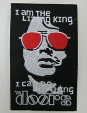 Jim Morrison The Doors embroidered Iron on Patch High Quality Shirt Bag Cap