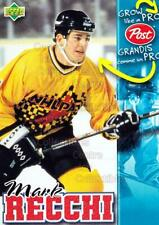 1996-97 Post Cereal Grow Like A Pro #15 Mark Recchi