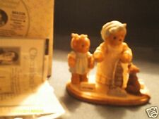 Cherished Teddies CHARLOTTE & ELAINE mom/daughter  A Woman's work is never done