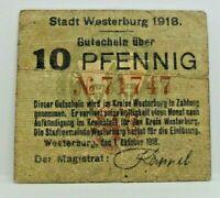 10 pfennig 1918 - TB - Billet Allemagne - N7618