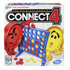 Hasbro CONNECT 4 GRID Age 6+ 2 or more players