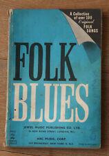 Folk Blues Jewel music publishing. Over 100 songs.