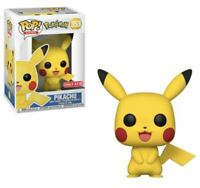 Game Pokemon Pikachu #353 Target Exclusive Vinyl Figure New in Box