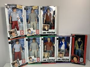 1D ONE DIRECTION DOLLS SET OF 8 NEW NIALL LOUIS LIAM ZAYN HARRY STYLES COLLECTOR