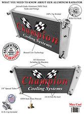 1973,1974,1975 Pontiac Grand AM Radiator Champion All-Aluminum 2 Row Core