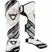 Ring Horns Nitro Boxing Gloves White