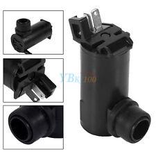 Black Leak-proof Windshield Windscreen Washer Pump For Honda Accord Civic AF