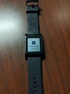 Pebble 2 Smartwatch - Black