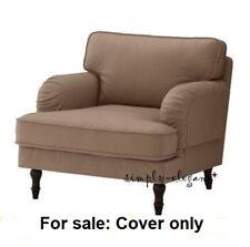 Ikea COVER for STOCKSUND Chair Armchair LJUNGEN BEIGE Stocksund Slipcover NEW
