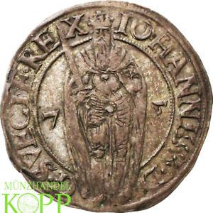 AA8751) Schweden Johann III. 1568-1592. 1 Öre 1575 SELTEN