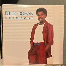 "BILLY OCEAN - Love Zone (JL 8-8409) - 12"" Vinyl Record LP - EX"