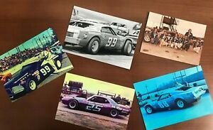 Racing photos from 1970's Dick Trickle & Larry Detjens